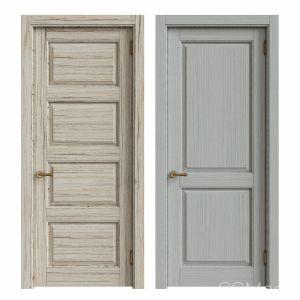 Classic interior doors Set 63