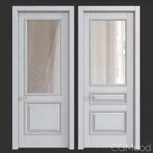 Classic interior Doors Set 67