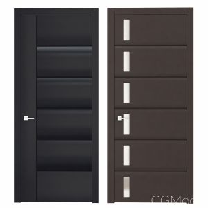 Modern interior doors Set 69