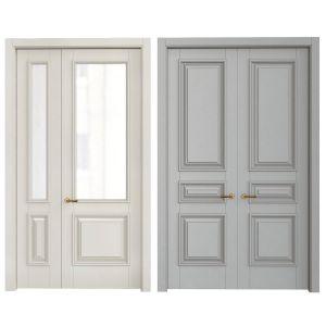 Classic interior doors Set 72