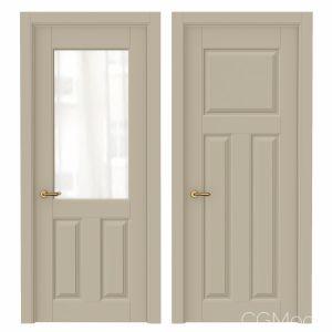 Classic interior doors Set 88