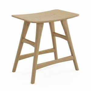 Ethnicraft Osso Low Stool