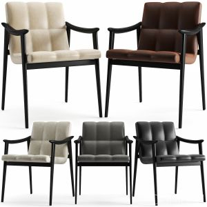Minotti Fynn Dining Chair