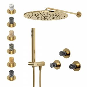 Griferias Maier Skulpture Shower System