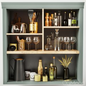 Kitchen Decorative Set 061