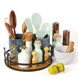 Kitchen Decorative Set 058