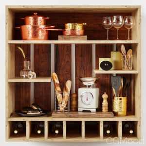 Kitchen Decorative Set 062