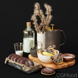 Kitchen Decorative Set 028