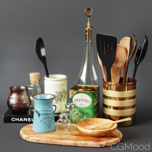 Kitchen Decorative Set 032