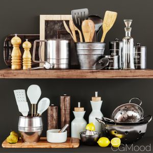 Kitchen Decorative Set 044