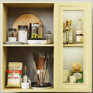 Kitchen Decorative Set 039