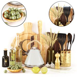 Kitchen Decorative Set 047