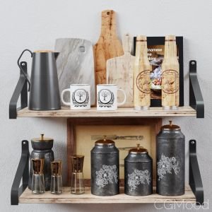 Kitchen Decorative Set 053
