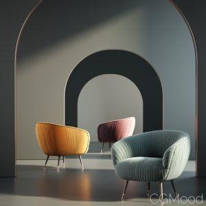 Furniture Armchair 001