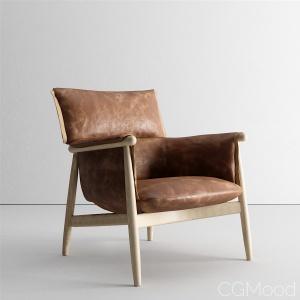 Carl Hansen Lounge Chair E015