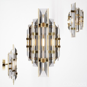 Golden Ice wall lamp by Romatti