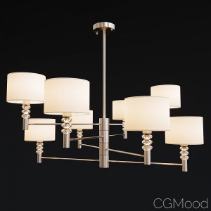 Lincoln Chandelier 8x and 6x