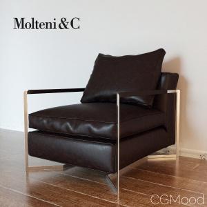 Molteni Portfolio armchair