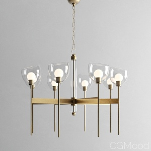 Hudson Valley Davis 8 Light Chandelier