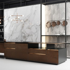 Kitchen - Italgraniti Metaline 2018