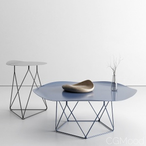 Coda Coffee Table by Leolux