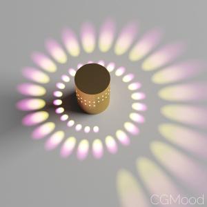 Deckey 3W LED