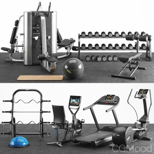 Technogym Gym Set