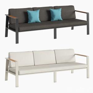 Triple sofa NOFI