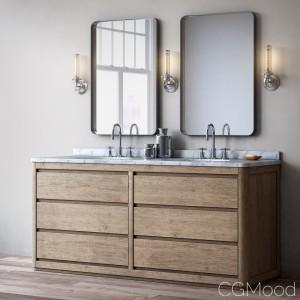 Martens Double Vanity