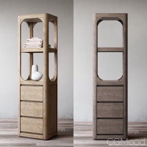 Martens Medium Bath Cabinet