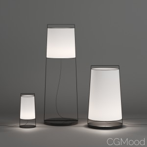 Macao Lamp By Tooy