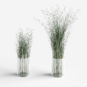 Grass decorations