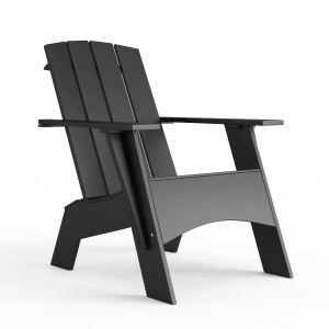 4-slat Tall Adirondack Chair