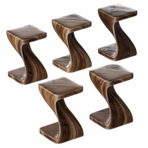 Stools In Solid Wood Lionel By Made Goods