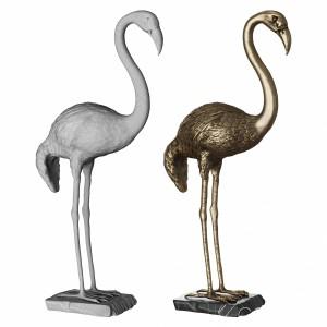 Bronze Heron Samargue By Marie Martin