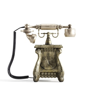 Old Strange Phone