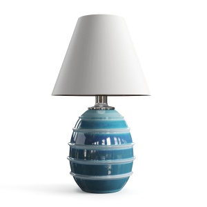 Talisman London, Single Italian Blue And Turquoise