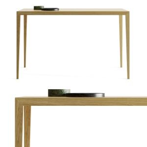 Veneer Console Table
