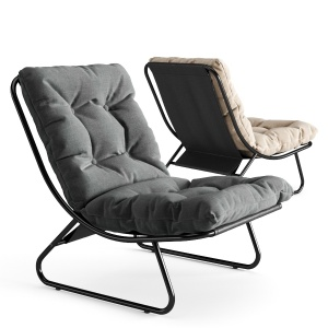 The Cushy Comfort Chair