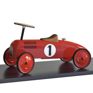 Villac 1049 Voiture Vintage Rouge
