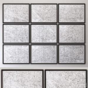 RH PARIS ARRONDISSEMENT MAP