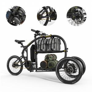 Stroke Cargo Bike V1