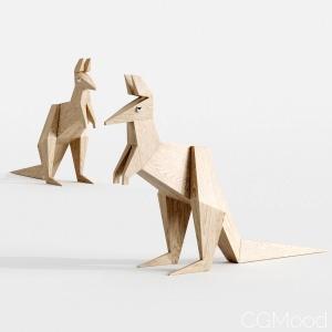 Kangaroo Origami