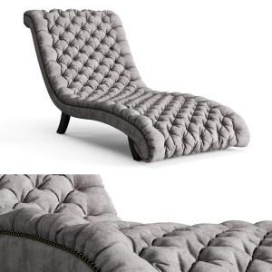 Relax Chair Desire Velvet Silver