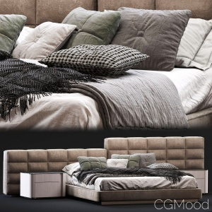 Minotti -lawrence Bed