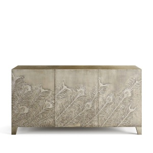 Peacock Entertainment Console By Bernhardt