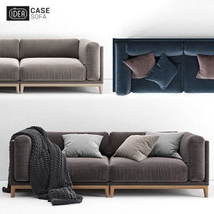 Idea Case Sofa
