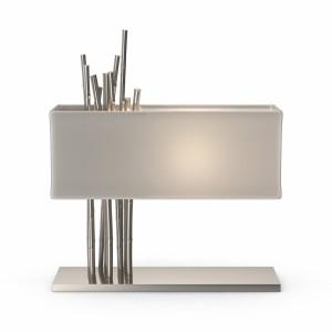 Charles Paris - Arashiyama Bambou Table Lamp