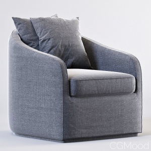 Anniston_slipcovered_swivel_armchair