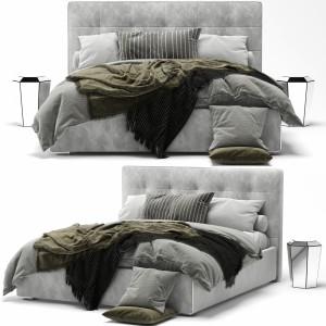 Mezzo Bed Boconcept